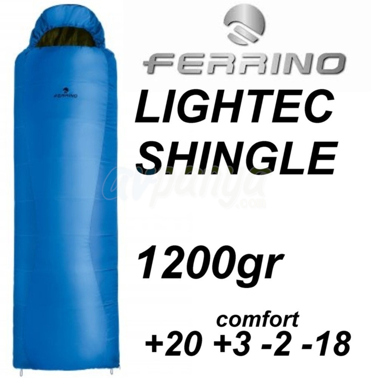 Resimleri Ferrino Lightech Shingle Sq -18°c